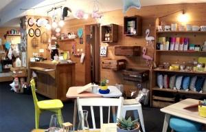 Café-boutique Libellule à Sélestat