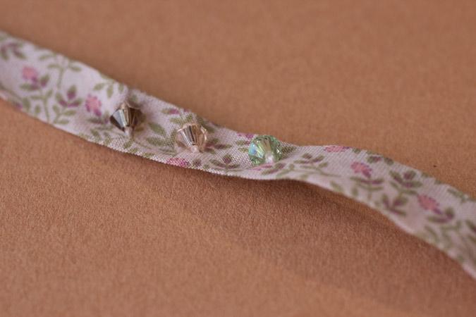 Bracelet Fines fleurs