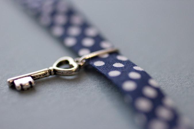 Bracelet La clé des pois